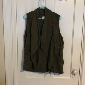 Army Green Vest